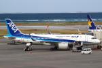 セブンさんが、那覇空港で撮影した全日空 A320-271Nの航空フォト(飛行機 写真・画像)