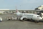 セブンさんが、那覇空港で撮影した日本トランスオーシャン航空 737-8Q3の航空フォト(飛行機 写真・画像)