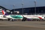 セブンさんが、関西国際空港で撮影したマカオ航空 A321-231の航空フォト(飛行機 写真・画像)