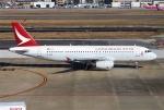 kan787allさんが、福岡空港で撮影したキャセイドラゴン A320-232の航空フォト(飛行機 写真・画像)