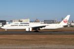 セブンさんが、伊丹空港で撮影した日本航空 777-346の航空フォト(飛行機 写真・画像)