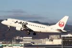 セブンさんが、伊丹空港で撮影したジェイ・エア ERJ-170-100 (ERJ-170STD)の航空フォト(飛行機 写真・画像)