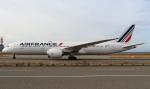 セブンさんが、関西国際空港で撮影したエールフランス航空 787-9の航空フォト(飛行機 写真・画像)
