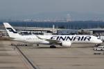セブンさんが、関西国際空港で撮影したフィンエアー A350-941XWBの航空フォト(飛行機 写真・画像)