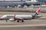 セブンさんが、関西国際空港で撮影したジェットスター・アジア A320-232の航空フォト(飛行機 写真・画像)