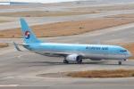 セブンさんが、関西国際空港で撮影した大韓航空 737-9B5/ER の航空フォト(飛行機 写真・画像)