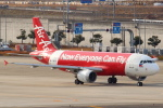 セブンさんが、関西国際空港で撮影したフィリピン・エアアジア A320-216の航空フォト(飛行機 写真・画像)