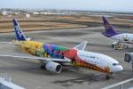 kumagorouさんが、仙台空港で撮影した全日空 777-281/ERの航空フォト(飛行機 写真・画像)