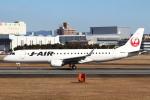 セブンさんが、伊丹空港で撮影したジェイエア ERJ-190-100(ERJ-190STD)の航空フォト(飛行機 写真・画像)