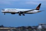 take_2014さんが、成田国際空港で撮影したエア・カナダ 787-9の航空フォト(飛行機 写真・画像)