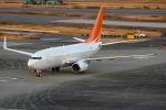 Ariesさんが、羽田空港で撮影したハンワ・ケミカル 737-7HF BBJの航空フォト(飛行機 写真・画像)