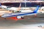 Ariesさんが、羽田空港で撮影した全日空 787-8 Dreamlinerの航空フォト(飛行機 写真・画像)