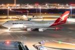 Ariesさんが、羽田空港で撮影したカンタス航空 747-438/ERの航空フォト(飛行機 写真・画像)