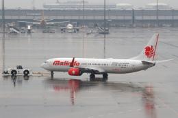セブンさんが、関西国際空港で撮影したマリンド・エア 737-9GP/ERの航空フォト(飛行機 写真・画像)