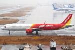 セブンさんが、関西国際空港で撮影したベトジェットエア A321-271Nの航空フォト(飛行機 写真・画像)