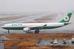 セブンさんが、関西国際空港で撮影したエバー航空 A330-302の航空フォト(飛行機 写真・画像)