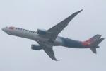 セブンさんが、関西国際空港で撮影したエアカラン A330-941の航空フォト(飛行機 写真・画像)
