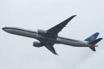 セブンさんが、関西国際空港で撮影した中国南方航空 777-31B/ERの航空フォト(飛行機 写真・画像)