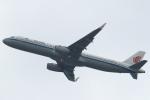 セブンさんが、関西国際空港で撮影した中国国際航空 A321-232の航空フォト(飛行機 写真・画像)