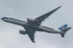 セブンさんが、関西国際空港で撮影した中国南方航空 A350-941XWBの航空フォト(飛行機 写真・画像)