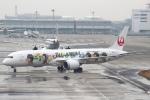 セブンさんが、関西国際空港で撮影した日本航空 787-9の航空フォト(飛行機 写真・画像)