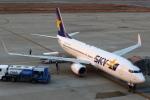 セブンさんが、神戸空港で撮影したスカイマーク 737-8ALの航空フォト(飛行機 写真・画像)