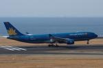 yabyanさんが、中部国際空港で撮影したベトナム航空 A330-223の航空フォト(飛行機 写真・画像)