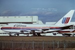 tassさんが、成田国際空港で撮影したユナイテッド航空 747SP-21の航空フォト(飛行機 写真・画像)