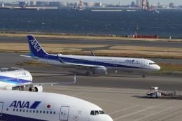 mich_stoneさんが、羽田空港で撮影した全日空 A321-211の航空フォト(飛行機 写真・画像)