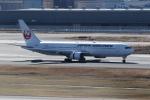 ANA744Foreverさんが、羽田空港で撮影した日本航空 767-346/ERの航空フォト(飛行機 写真・画像)