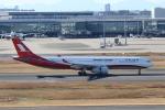 ANA744Foreverさんが、羽田空港で撮影した上海航空 A330-343Xの航空フォト(飛行機 写真・画像)