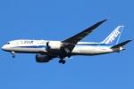 まえちんさんが、成田国際空港で撮影した全日空 787-8 Dreamlinerの航空フォト(飛行機 写真・画像)