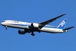 まえちんさんが、成田国際空港で撮影した全日空 787-10の航空フォト(飛行機 写真・画像)