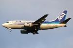 まえちんさんが、成田国際空港で撮影したANAウイングス 737-54Kの航空フォト(飛行機 写真・画像)