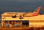 まえちんさんが、成田国際空港で撮影したアメリカン航空 787-8 Dreamlinerの航空フォト(飛行機 写真・画像)