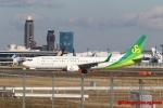 湖景さんが、成田国際空港で撮影した春秋航空日本 737-86Nの航空フォト(飛行機 写真・画像)