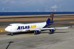 yabyanさんが、中部国際空港で撮影したアトラス航空 747-48EF/SCDの航空フォト(飛行機 写真・画像)