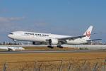 ちゃぽんさんが、伊丹空港で撮影した日本航空 777-346の航空フォト(飛行機 写真・画像)
