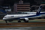 akinarin1989さんが、福岡空港で撮影した全日空 787-9の航空フォト(飛行機 写真・画像)