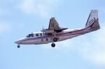 kumagorouさんが、仙台空港で撮影したアジア航測 690/695 Jetpropの航空フォト(飛行機 写真・画像)