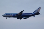 AkilaYさんが、横田基地で撮影したナショナル・エア・カーゴ 747-428(BCF)の航空フォト(飛行機 写真・画像)