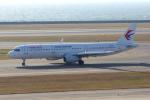 yabyanさんが、中部国際空港で撮影した中国東方航空 A321-231の航空フォト(飛行機 写真・画像)