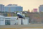 ちゃぽんさんが、調布飛行場で撮影した新中央航空 228-212の航空フォト(飛行機 写真・画像)