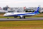 Takehiro-2018さんが、伊丹空港で撮影した全日空 A321-211の航空フォト(飛行機 写真・画像)