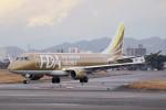ドラパチさんが、名古屋飛行場で撮影したフジドリームエアラインズ ERJ-170-200 (ERJ-175STD)の航空フォト(飛行機 写真・画像)