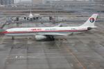 TIA spotterさんが、羽田空港で撮影した中国東方航空 A330-343Xの航空フォト(飛行機 写真・画像)
