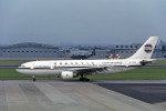 Gambardierさんが、名古屋飛行場で撮影した中国西北航空 A300B4-605Rの航空フォト(飛行機 写真・画像)