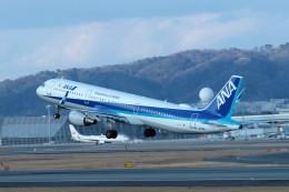 Gripen-YNさんが、伊丹空港で撮影した全日空 A321-211の航空フォト(飛行機 写真・画像)
