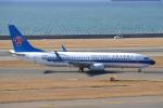yabyanさんが、中部国際空港で撮影した中国南方航空 737-86Jの航空フォト(飛行機 写真・画像)