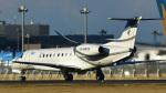 パンダさんが、成田国際空港で撮影したコムラックスKZ EMB-135BJ Legacyの航空フォト(飛行機 写真・画像)